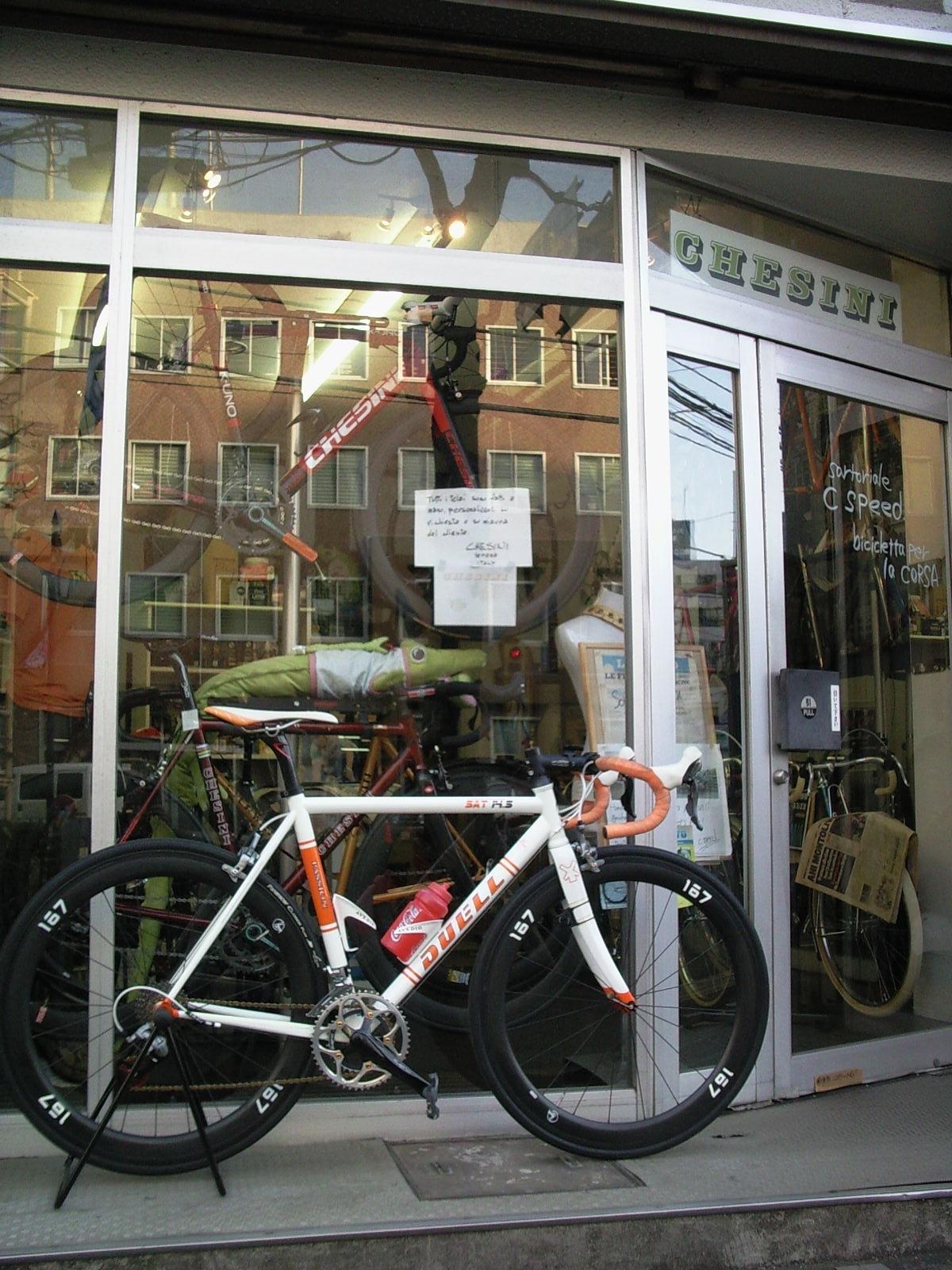 自転車屋スポーツサイクル専門店