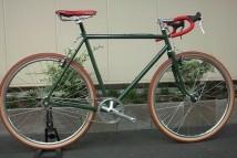 Gentleman Ride bike!