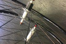 Five Links RINKO-HUB wheel!